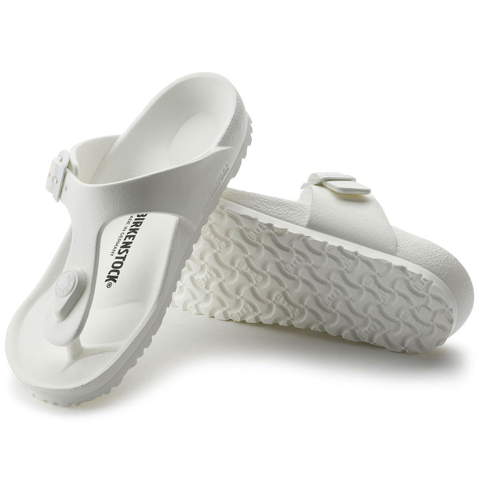 GIRLS GIZEH EVA WHITE CHILDREN'S SANDALS BIRKENSTOCK