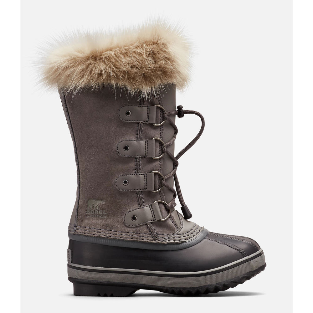 SOREL JOAN OF ARCTIC KID'S QUARRY - danformshoesvt