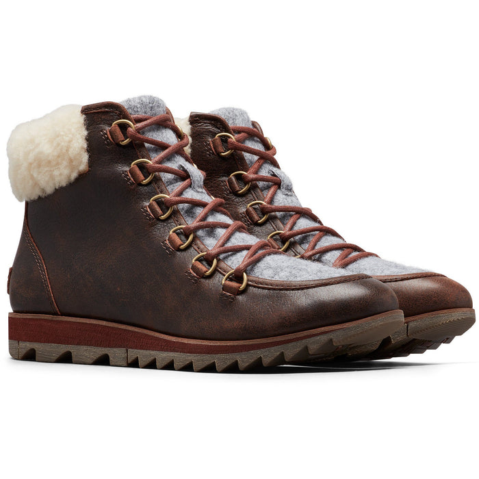 SOREL HARLOW™ LACE COZY BOOTIE BURRO - FINAL SALE! Boots Sorel