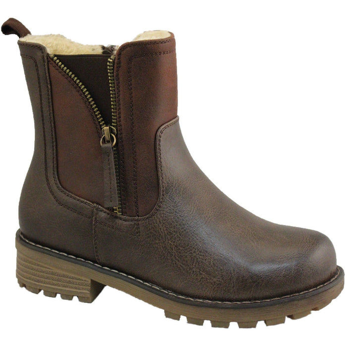 NAVATEX FRONTIER NORTH Boots Navatex BROWN 6