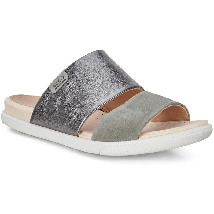 ECCO DAMARA SLIDE SANDAL II DARK SHADOW/MOON - FINAL SALE! Sandals Ecco
