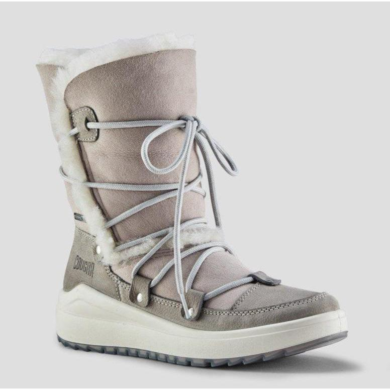 COURGAR TACOMA SHEARLING WINTER BOOT TAUPE - FINAL SALE! Boots Cougar