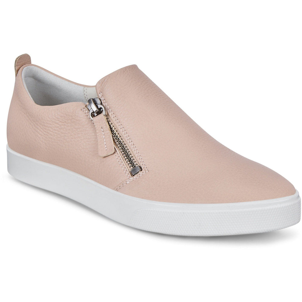 ECCO GILLIAN SIDE ZIP Sneakers & Athletic Shoes Ecco ROSE DUST 35