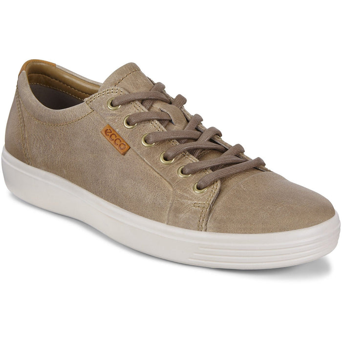 ECCO SOFT 7 SNEAKER MEN'S NAVAJO BROWN Sneakers & Athletic Shoes Ecco