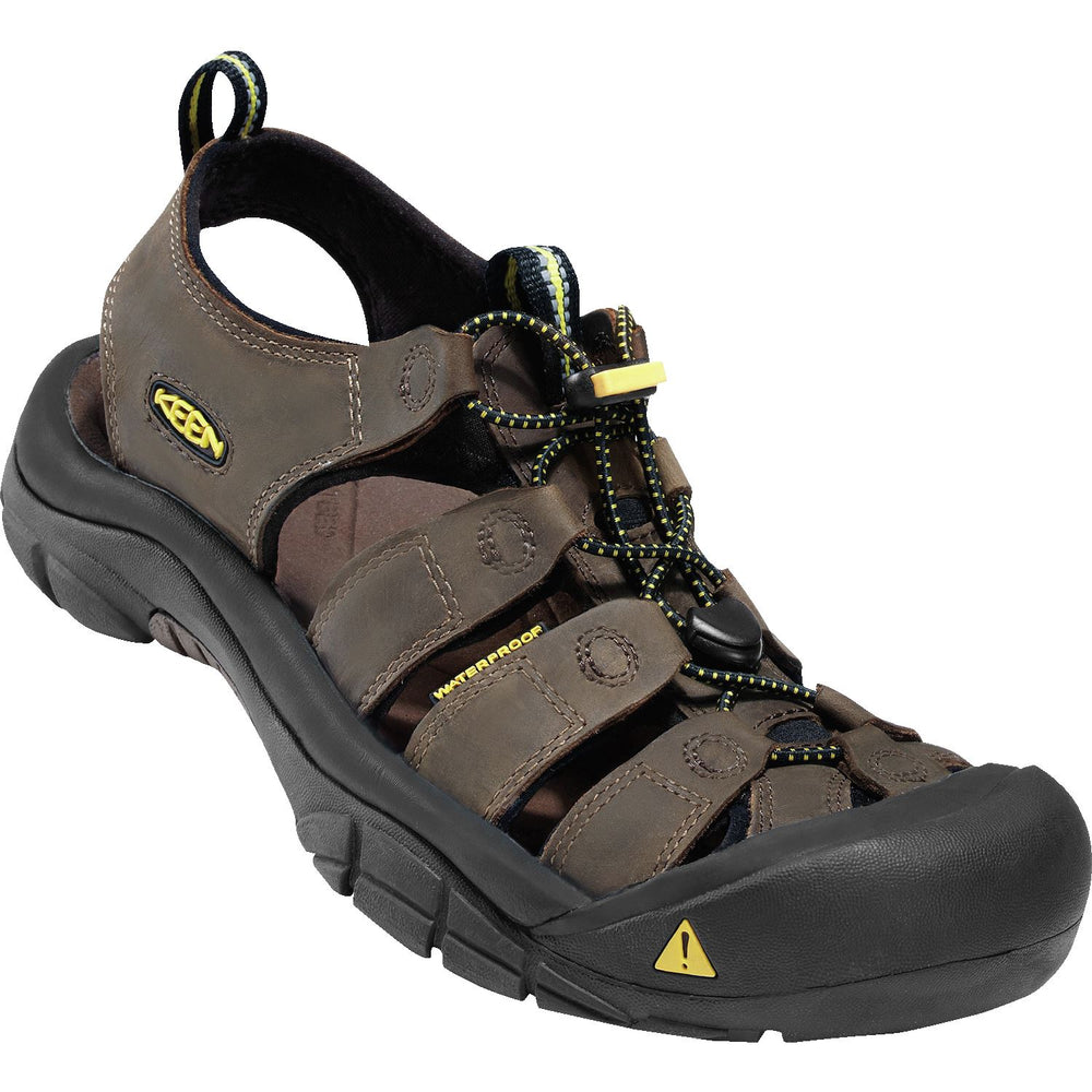 KEEN NEWPORT MEN'S BISON - danformshoesvt