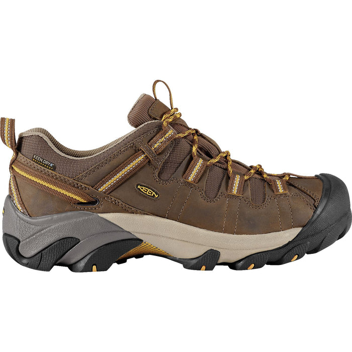 KEEN  TARGHEE II WP CASCADE BROWN  WIDE - danformshoesvt