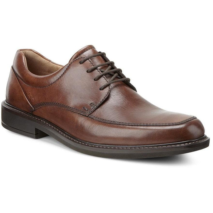 ECCO HOLTON APRON TOE TIE BLACK Shoes Ecco COGNAC 39
