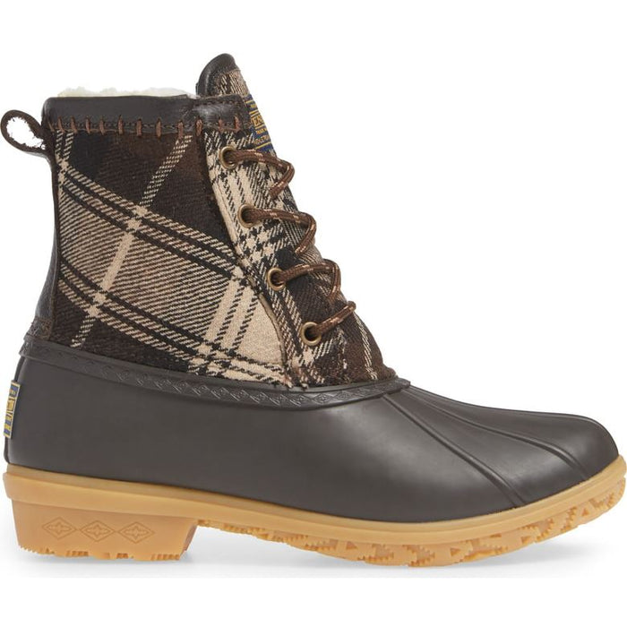 PENDLETON HERITAGE PLAID DUCK BOOT BROWN - FINAL SALE! - IS THIS THE CORRECT BOOT? Boots Pendleton