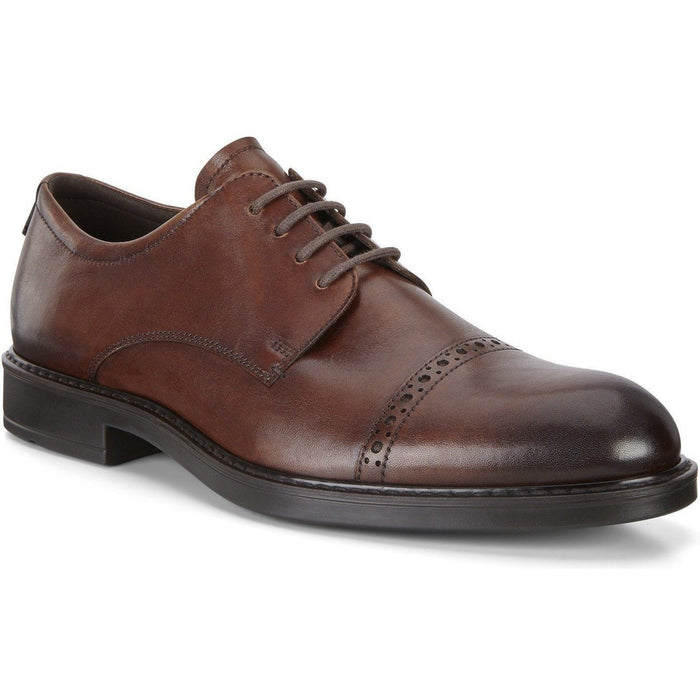ECCO VITRUS III SHOE BLACK Shoes Ecco COGNAC 39