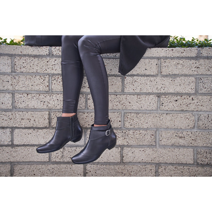 TAOS ADDITION BLACK - danformshoesvt