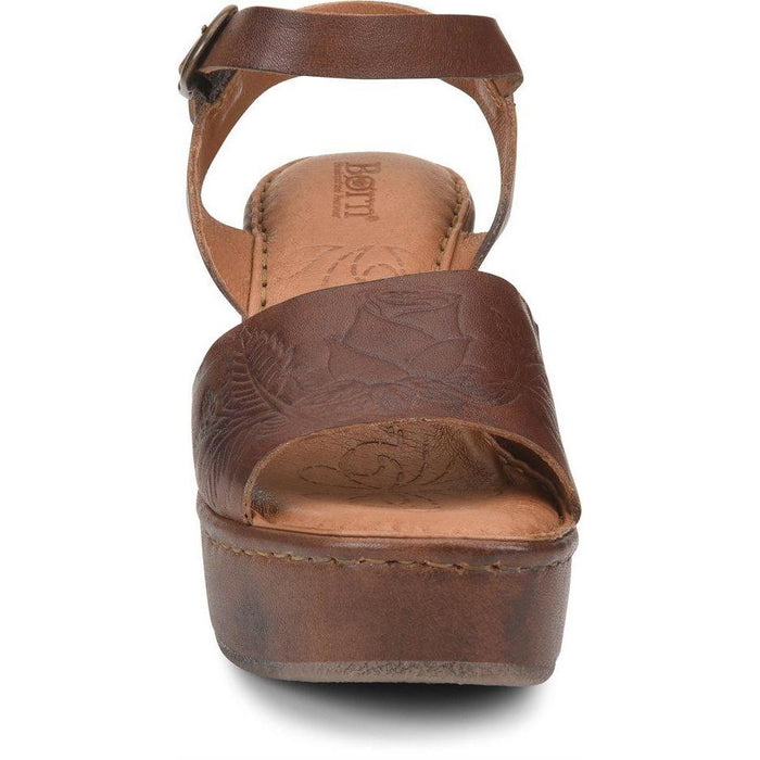 BORN MOAPA BROWN Sandals Born