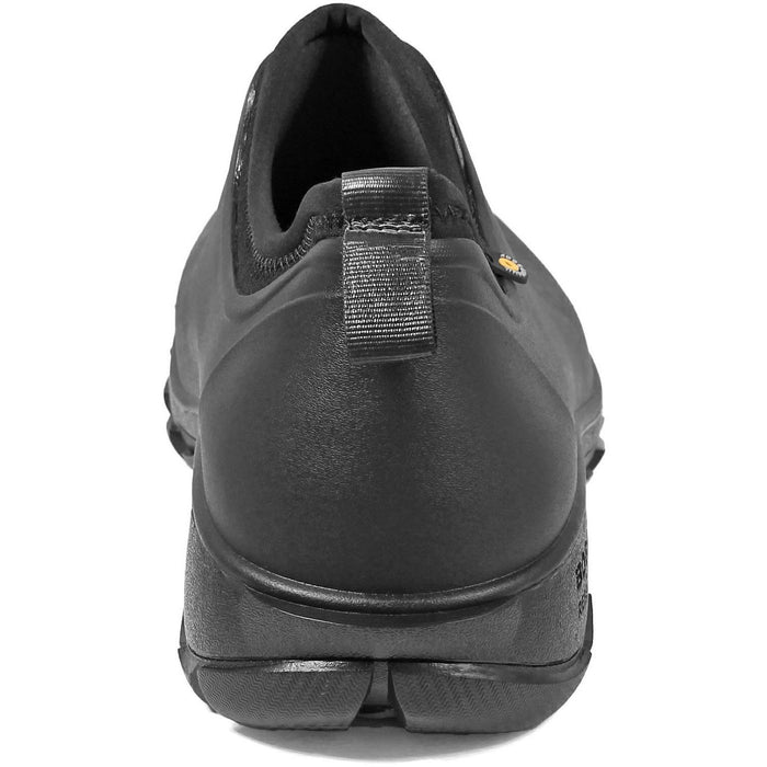 BOGS SAUVIE SLIP ON BLACK - danformshoesvt