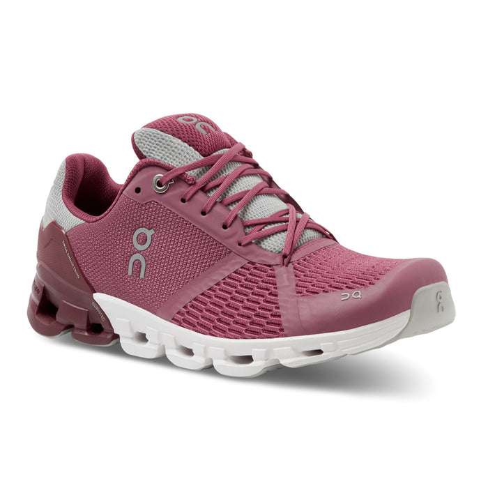 ON RUNNING CLOUDFLYER WOMEN'S Sneakers & Athletic Shoes On Running MAGENTA/MULBERRY 5 M