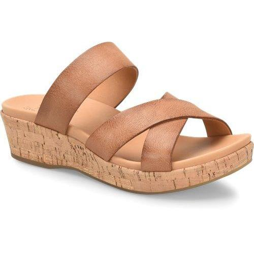 KORK-EASE CAMELLIA BROWN Sandals Kork-Ease