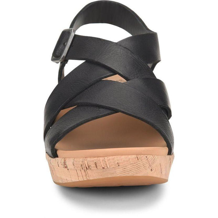 KORK-EASE CAROLEIGH SANDAL BLACK - check model #/no fit/feedback yet/FIX DESCRIPTION Sandals Kork-Ease