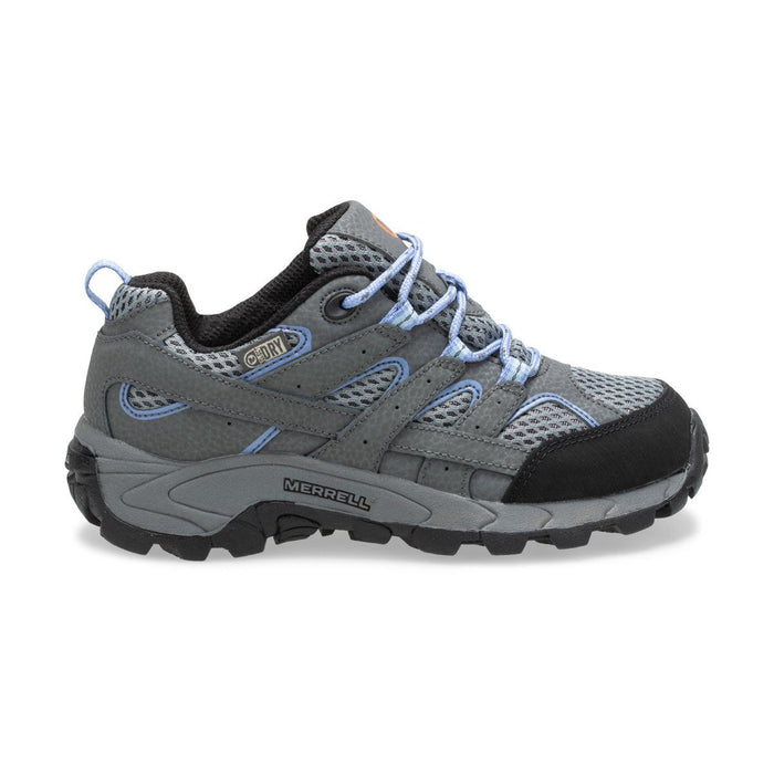 MERRELL MOAB 2 WATERPROOF KIDS MEDIUM AND WIDE Sneakers & Athletic Shoes Merrell