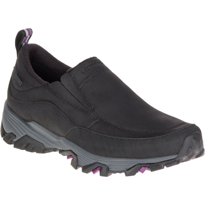 MERRELL COLDPACK ICE+ MOC WP WOMEN'S BLACK Boots Merrell