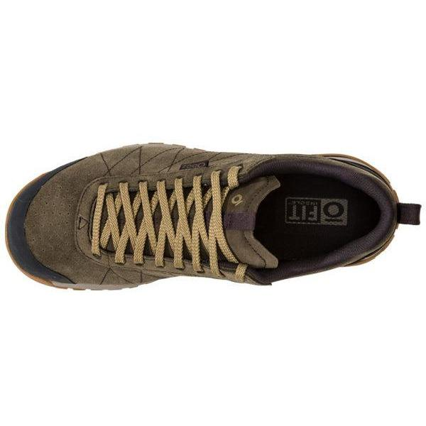 OBOZ BOZEMAN LOW LEATHER MEN'S Sneakers & Athletic Shoes Oboz