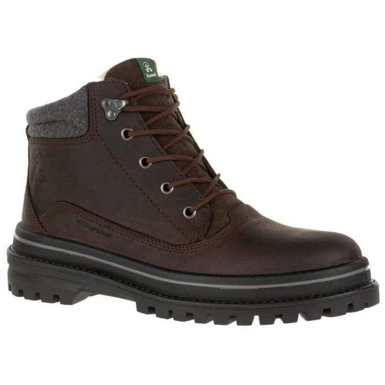 KAMIK TYSON MID MEN'S CHOCOLATE Boots Kamik