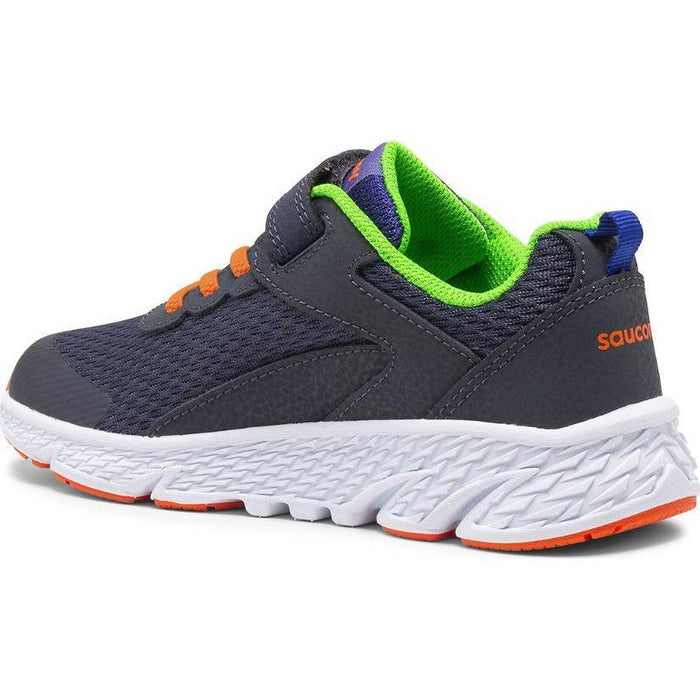SAUCONY WIND A/C SNEAKER KID'S Sneakers & Athletic Shoes Saucony Kids