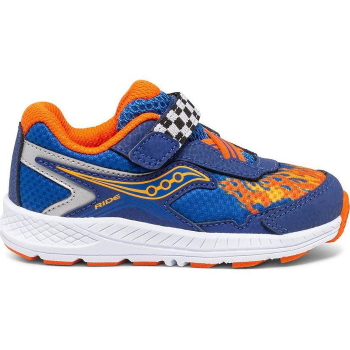 SAUCONY RIDE 10 JR INFANT'S SHOES SAUCONY KIDS