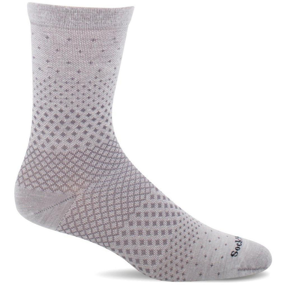 SOCKWELL PLANTAR EASE CREW WOMEN'S Apparel Sockwell NATURAL S/M