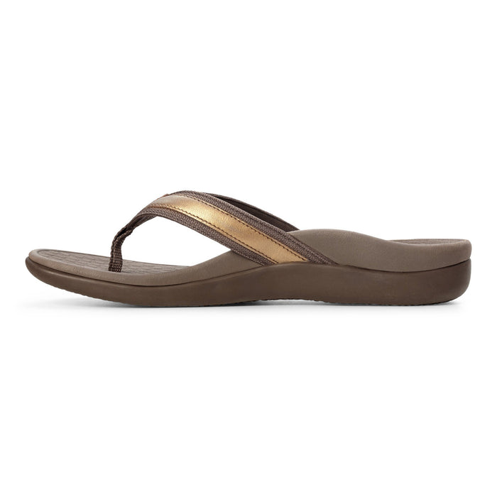 VIONIC GROUP LLC TIDE11 SANDAL BRONZE METAL