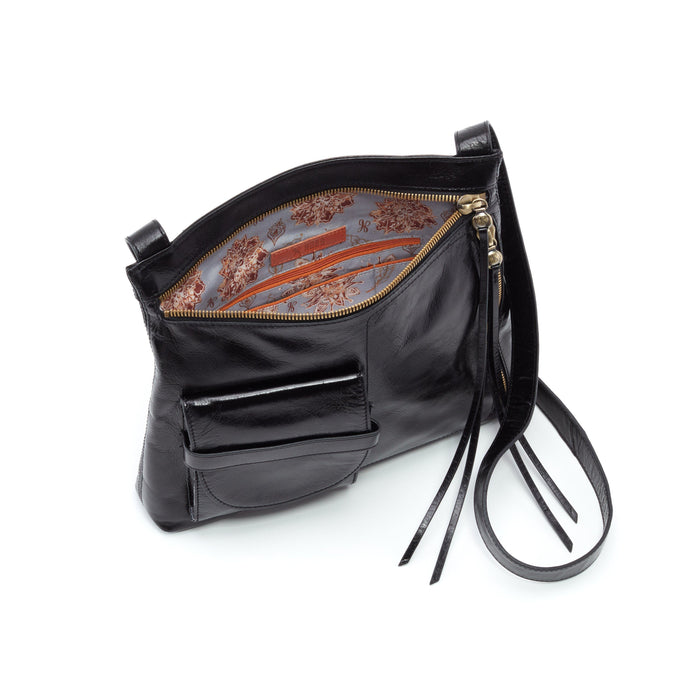 HOBO INTERNATIONAL CROSSFIRE CONVERTIBLE BLACK Accessories Hobo