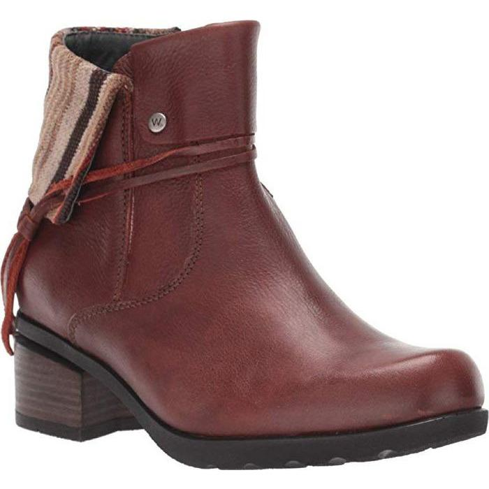 WOLKY EDSON BOOT BORDO Boots Wolky
