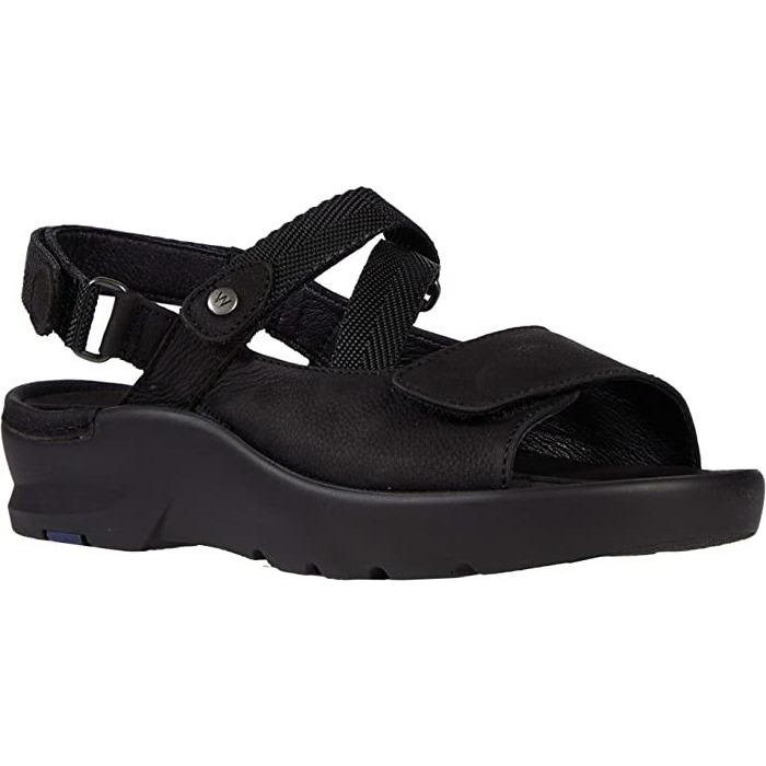 WOLKY LISSE SANDAL WOMEN'S Sandals Wolky BLACK 37
