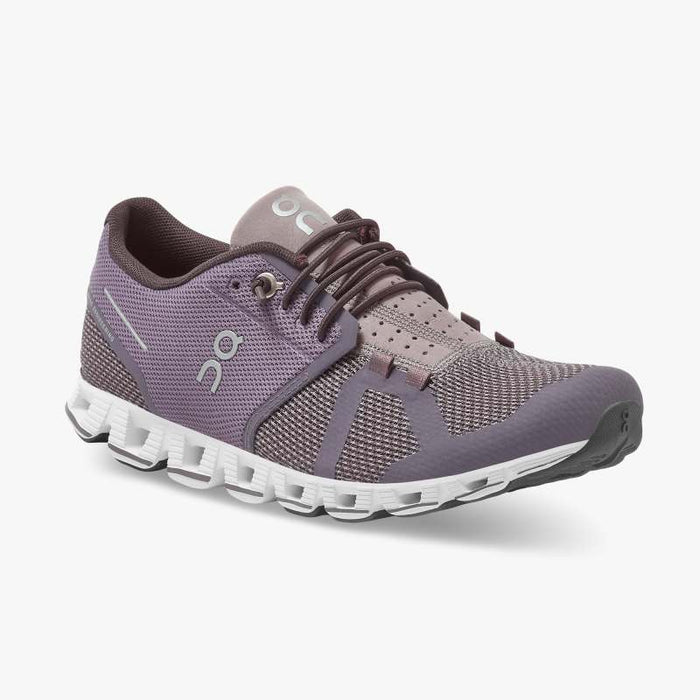 ON RUNNING CLOUD WOMEN'S Sneakers & Athletic Shoes On Running SHARK PEBBLE 5 M