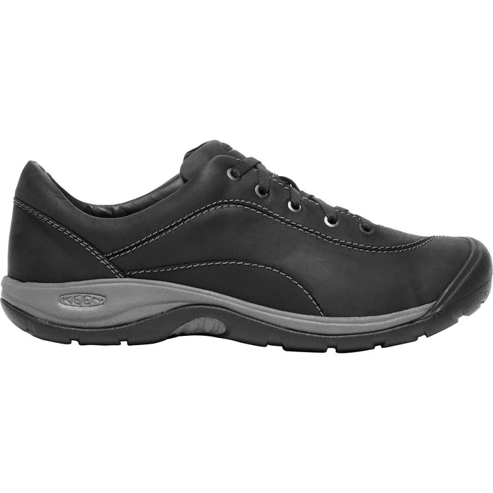 KEEN PRESIDIO II BLACK/STEEL GREY - danformshoesvt