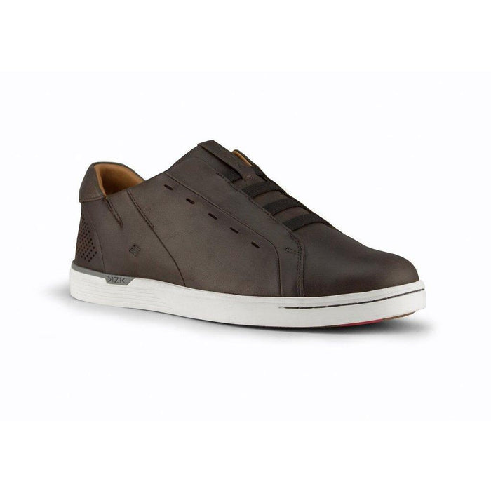 KIZIK MENS NEW YORK - FINAL SALE! Shoes Kizik COFFEE 7 M