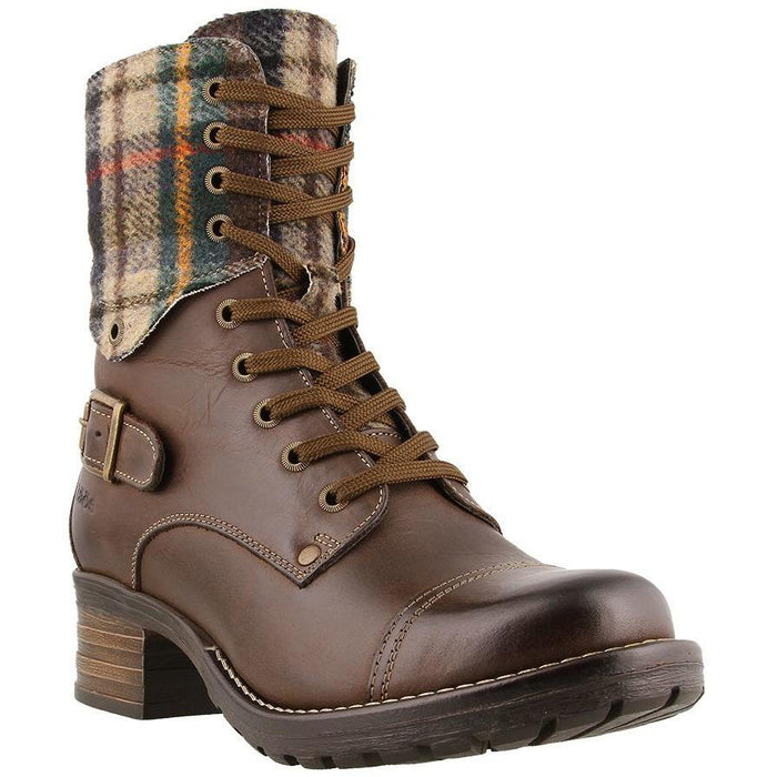 CRAVE BOOT W/PLAID - no images yet F20 WOMEN'S BOOTS TAOS FOOTWEAR