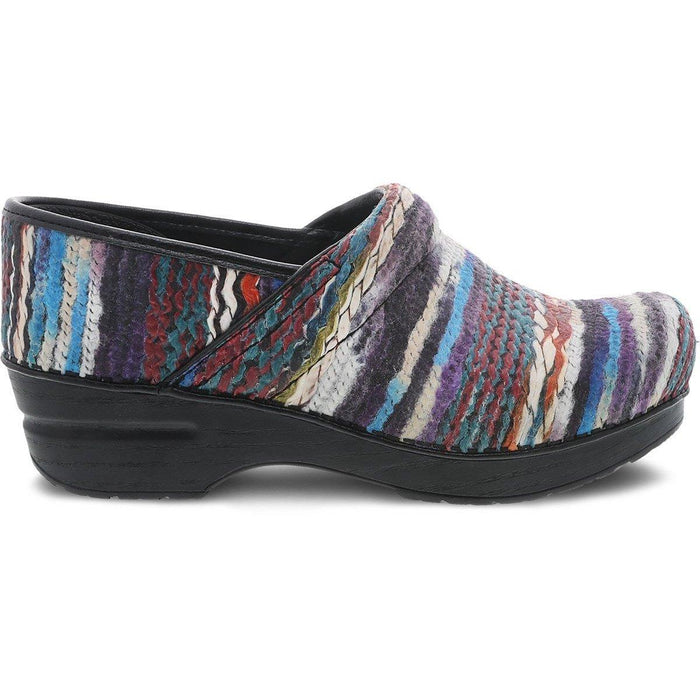 Dansko Professional Coated Yarn Blue Multi - danformshoesvt