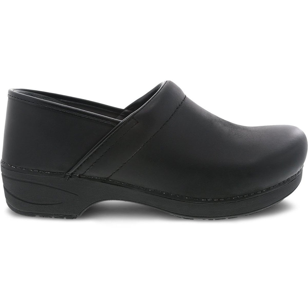 Dansko XP 2.0 Mens Black Burnished Nubuck - danformshoesvt