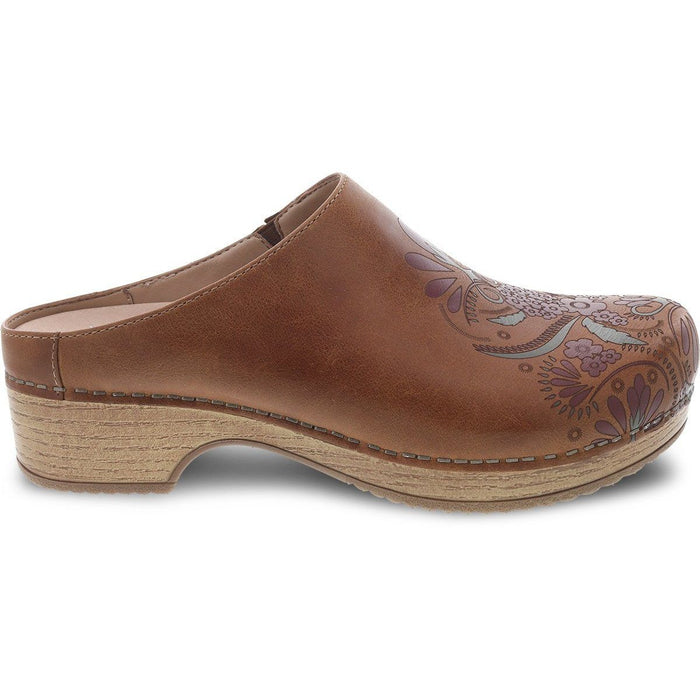 DANSKO BRENDA TAN WAXY BURNISHED - danformshoesvt