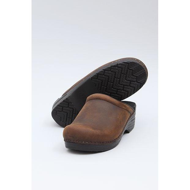 Dansko Sonja Antique Brown - danformshoesvt