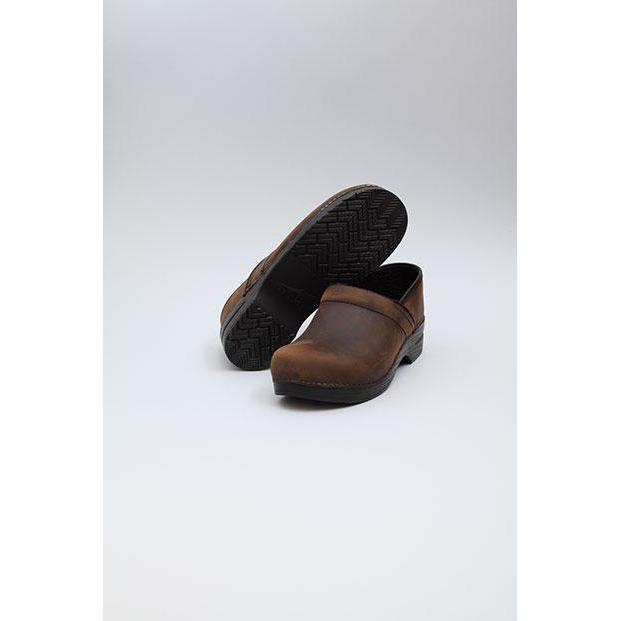 Dansko Professional Men's Antique Brown
