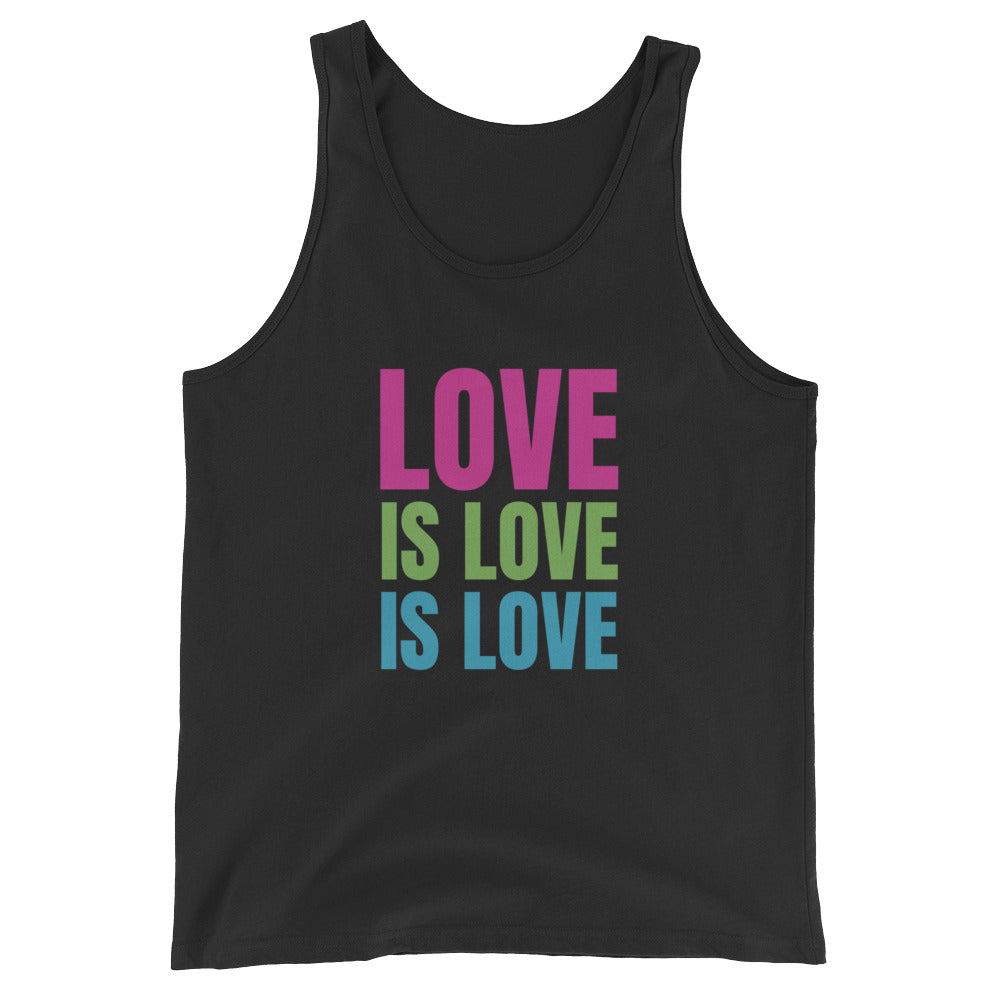 Poly Love is Love Tank - PRIDEMODE