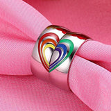 Together Forever Ring Set - PRIDEMODE