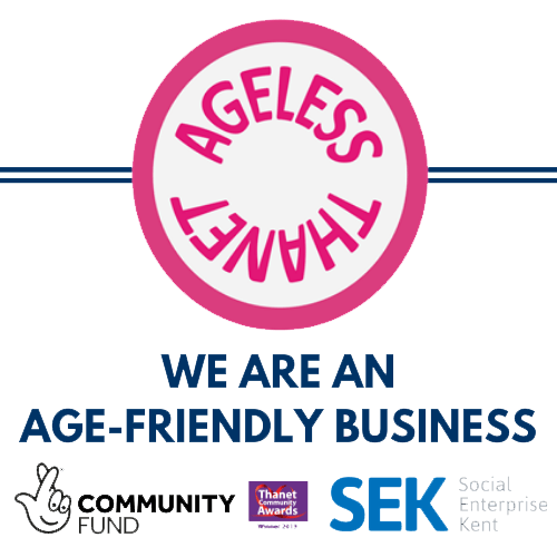 Ageless Thanet - We have joined the local scheme! | Wholefood Earth®