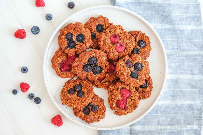 Breakfast Oat Cookies | Wholefood Earth®