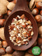 Wholefood Earth: Mixed Chopped Nuts  | GMO Free | Vegan | Dairy Free | No Added Sugar