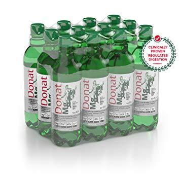 Donat Mg: Magnesium Water - Naturally Sparkling & Rich in Magnesium - Wholefood Earth®