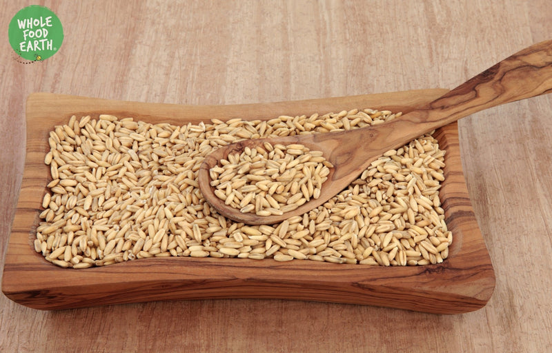 Wholefood Earth: Oat Groats | GMO Free | Natural | Vegan | Dairy Free | No Added Sugar - Wholefood Earth® - 5056351402401