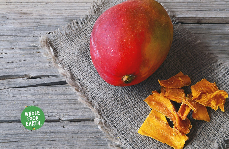 Wholefood Earth: Organic Mango Slices | GMO Free - Wholefood Earth®