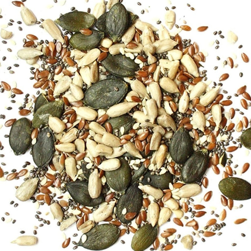 Wholefood Earth: Organic Omega 4 Seed Mix | Raw | GMO Free - Wholefood Earth®