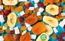Wholefood Earth: Sunset Mix (Fruits & Nuts) | GMO Free | Vegan | Dairy Free - Wholefood Earth® - 5056351403637