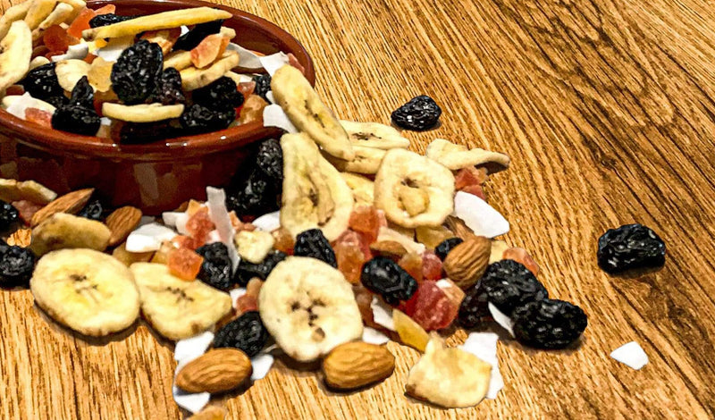 Wholefood Earth: Tropical Mix (Fruits & Nuts) 250g ℮| GMO Free | Vegan | Dairy Free - Wholefood Earth® - 5056351403538